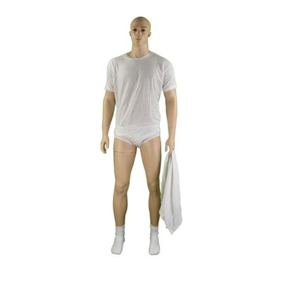 Disposable clothing kit deluxe